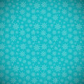 Retro Snowflakes Background Royalty Free Stock Images