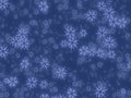Retro snowflakes background holiday and festive Royalty Free Stock Photography