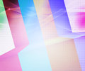 Retro Stripes Abstract Background Royalty Free Stock Image