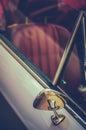 Retro Style Vintage Sports Car...