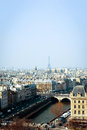 Retro stylowy paris france Fotografia Stock