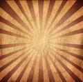 Retro sunburst style grunge background Royalty Free Stock Photo