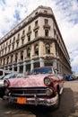 Retro taxi in Havana