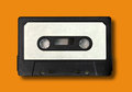 Retro Vintage Audio Cassette Tape Royalty Free Stock Photography