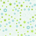Retro Vintage warping paper blue and green