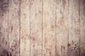 Retro Of Wood Plank Background
