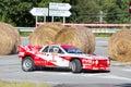 Reunião costa brava campeão de fia european historic sporting rally Foto de Stock