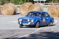 Reunião costa brava campeão de fia european historic sporting rally Imagem de Stock