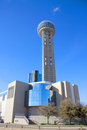 Reunion Tower Stock Images