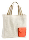 Reusable cloth bag Royalty Free Stock Photography