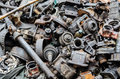 The reuse engine Royalty Free Stock Photo