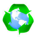 Reuse, Recycle, Reduce ! Stock Photography