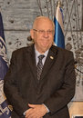 Reuven rivlin president attends a ceremony to certify the parliamentary election results at beit hanassi the president s residence Stock Photos