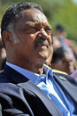 Reverend Jesse Jackson Stock Photo