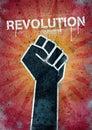 Revolution Royalty Free Stock Photo