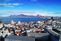 Reykjavik city Royalty Free Stock Photo