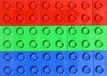 Rgb colors - Lego