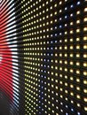 Rgb led screen panel texture see my other works portfolio Stock Image