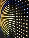 Rgb led screen panel texture see my other works in portfolio Stock Image