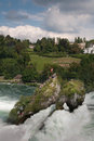 Rheinfalls Royalty Free Stock Photo