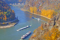The Rhine Royalty Free Stock Photography