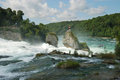 Rhine Falls. Royalty Free Stock Photo