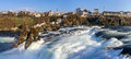 Rhine falls in schaffhausen switzerland Stock Images