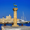 Rhodes, Greece Royalty Free Stock Photos