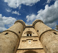 Rhodes Medieval Knights Castle (Palace), Greece Royalty Free Stock Photography