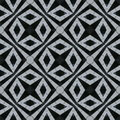 Rhomb seamless repeat tile Stock Image