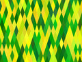 Rhombus background abstract wallpaper made by many colored rhombuses Royalty Free Stock Images