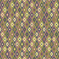 Rhombus pattern Royalty Free Stock Image