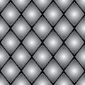 Rhombus seamless pattern for background - eps Royalty Free Stock Images