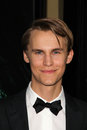 Rhys wakefield at the world premiere of sanctum mann s chinese hollywood ca Stock Images