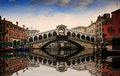 Rialto bridge Royalty Free Stock Photo