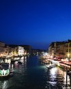Rialto bridge, Venice, Italy Royalty Free Stock Photo