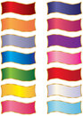 Ribbons Royalty Free Stock Image