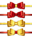 Ribbons and bows 2-2 Royalty Free Stock Photography