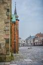 Ribe, Denmark Royalty Free Stock Photo