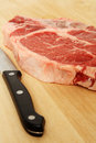 Ribeye steak Royalty Free Stock Photography