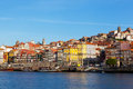 Ribeyr's region in Porto, Portugal Stock Images