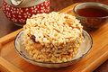 Rice cake Royalty Free Stock Photo