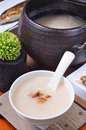 Rice porridge Royalty Free Stock Images