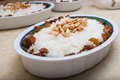 Rice With Raisins And Peanuts