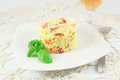 Rice salad Royalty Free Stock Photo