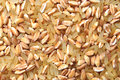 Rice and spelt texture grains background Stock Photos