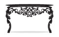 Rich Baroque commode Table