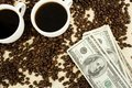 Rich coffee Royalty Free Stock Photography