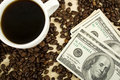 Rich coffee Royalty Free Stock Photo