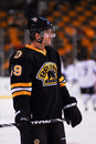 Rich Peverley Boston Bruins Royalty Free Stock Images